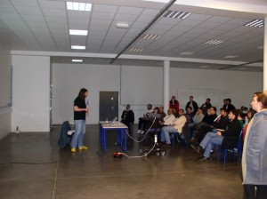 One of the First Talk at Rotomalug back in 2004