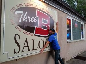 Three B Saloon - Fantastic Barbecue