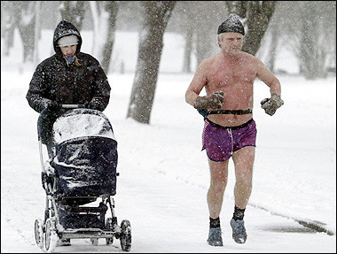 No need to run in the cold, SCRR offers indoor training when it is freezing!