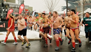 Unfortunately, this will not be an undie run