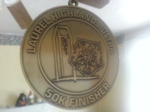 Laurel Highlands Medal